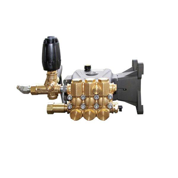 AR North America Pressure Washer Pump 4000psi, Plumbed Unloader Annovi Reverberi RRV4G40D-F24