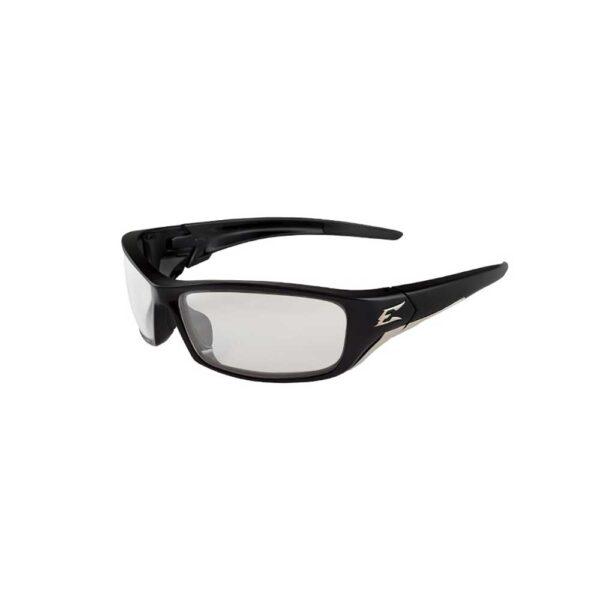 Edge Reclus — Black Frame / Anti-Reflective Lens Safety Glasses