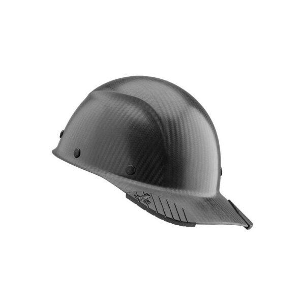 Lift Safety (Matte Black) DAX Carbon Fiber Cap Brim