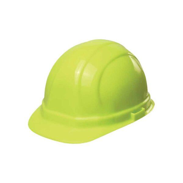 ERB 19990 Omega II Safety Helmet with Ratchet Suspension