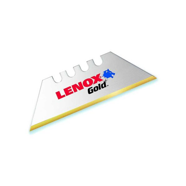 Lenox Gold Utility Knife Blade 5 Pack (GOLD5C)