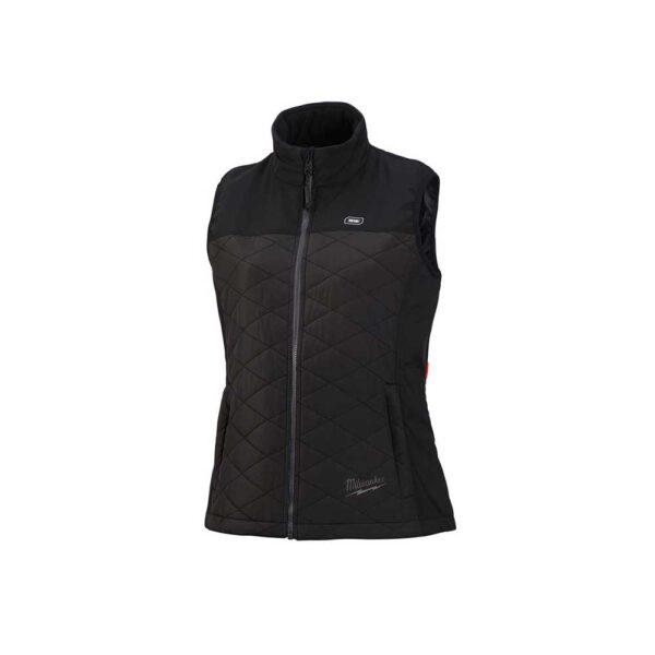 Milwaukee Large M12 Heated Women's Black AXIS Vest Kit