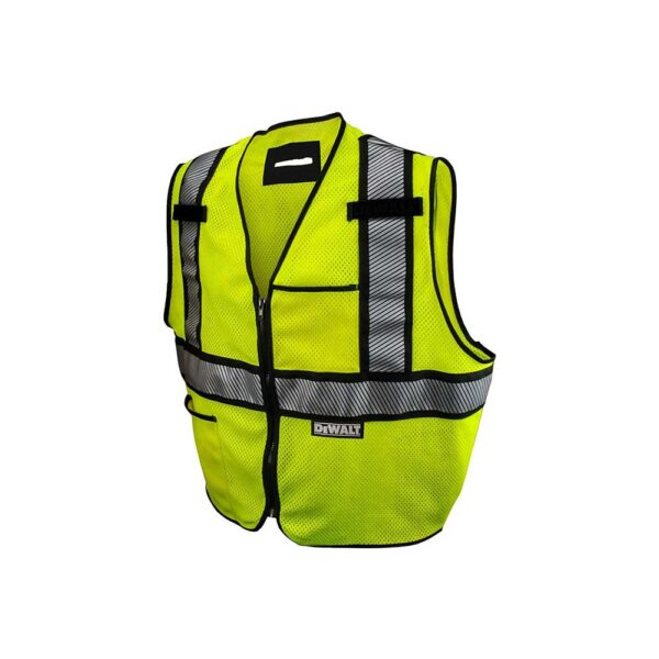 DEWALT (3X/Green/Modacrylic) Type R Class 2 Fire Retardant Vest