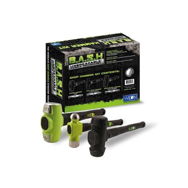 Wilton B.A.S.H. Shop Hammer Kit