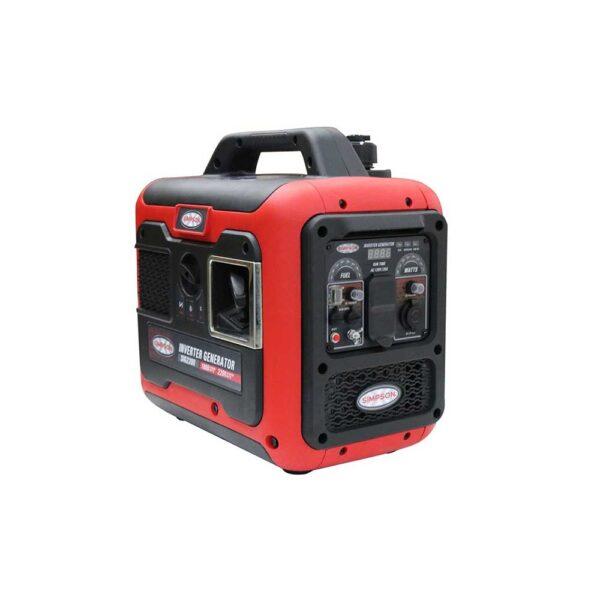 Simpson Simpson PowerShot Portable 2200-Watt Inverter Generator (SIG2218)