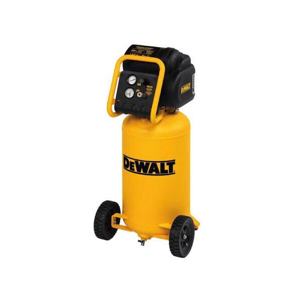 DEWALT 1.6 HP, 15 Gallon, Portable Workshop Compressor