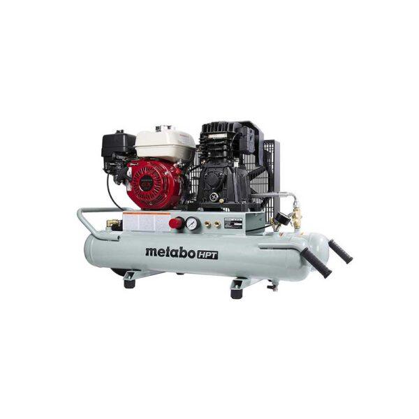 Hitachi / Metabo 5.5 HP 8-Gallon Gas Powered Wheelbarrow Air Compressor